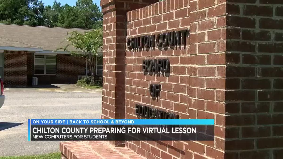 Chilton Co. prepares for online learning