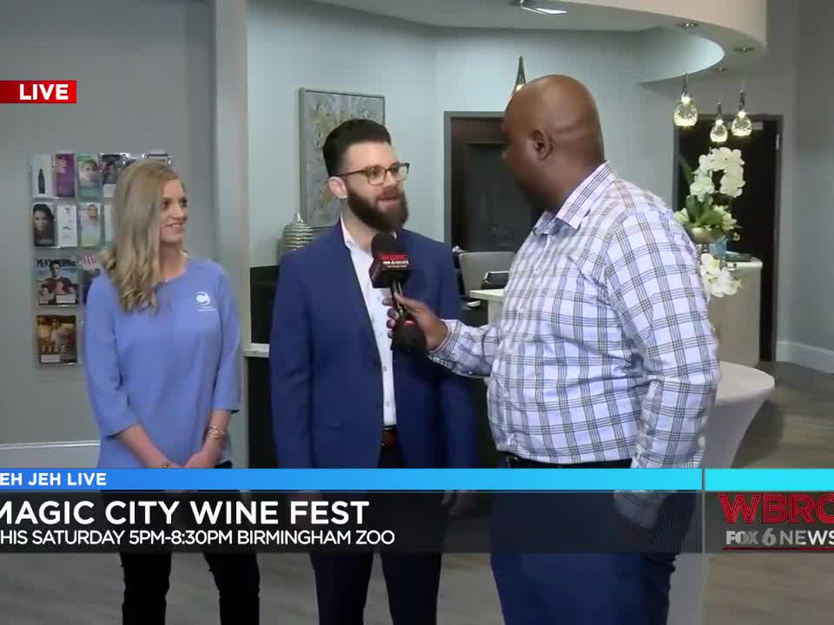 Magic City Wine Fest is this Saturday!