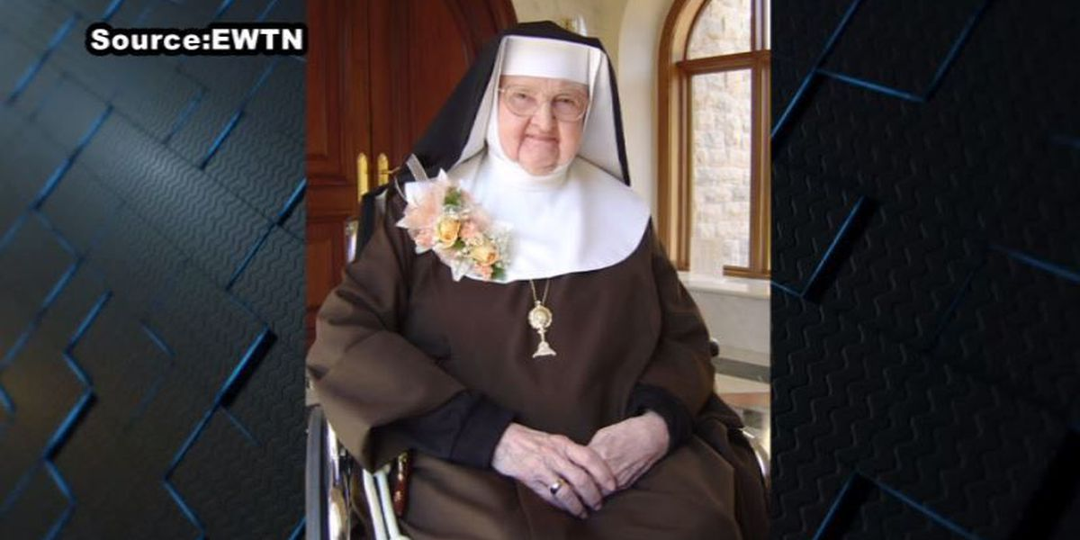 Clare Huddleston has more at 7 a.m. on memorial services for EWTN's Mother Angelica