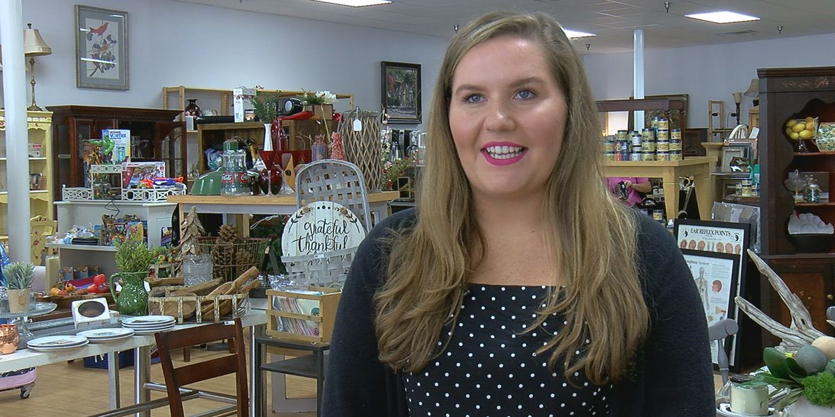 Thrifting can help hurricane victims