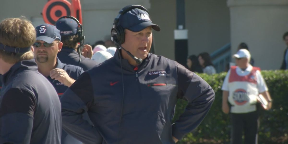 Samford football waiting on decision from Power 5 Conferences regarding upcoming season