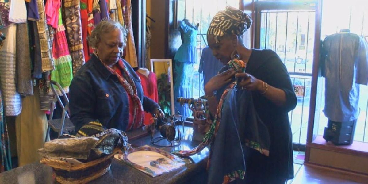 B'ham business sees increased interest in African attire ahead of 'Black Panther' premiere
