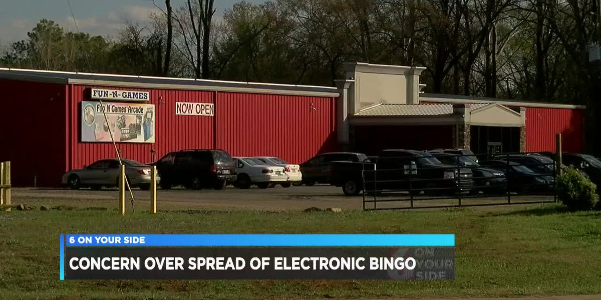Concern over spread of electronic bingo
