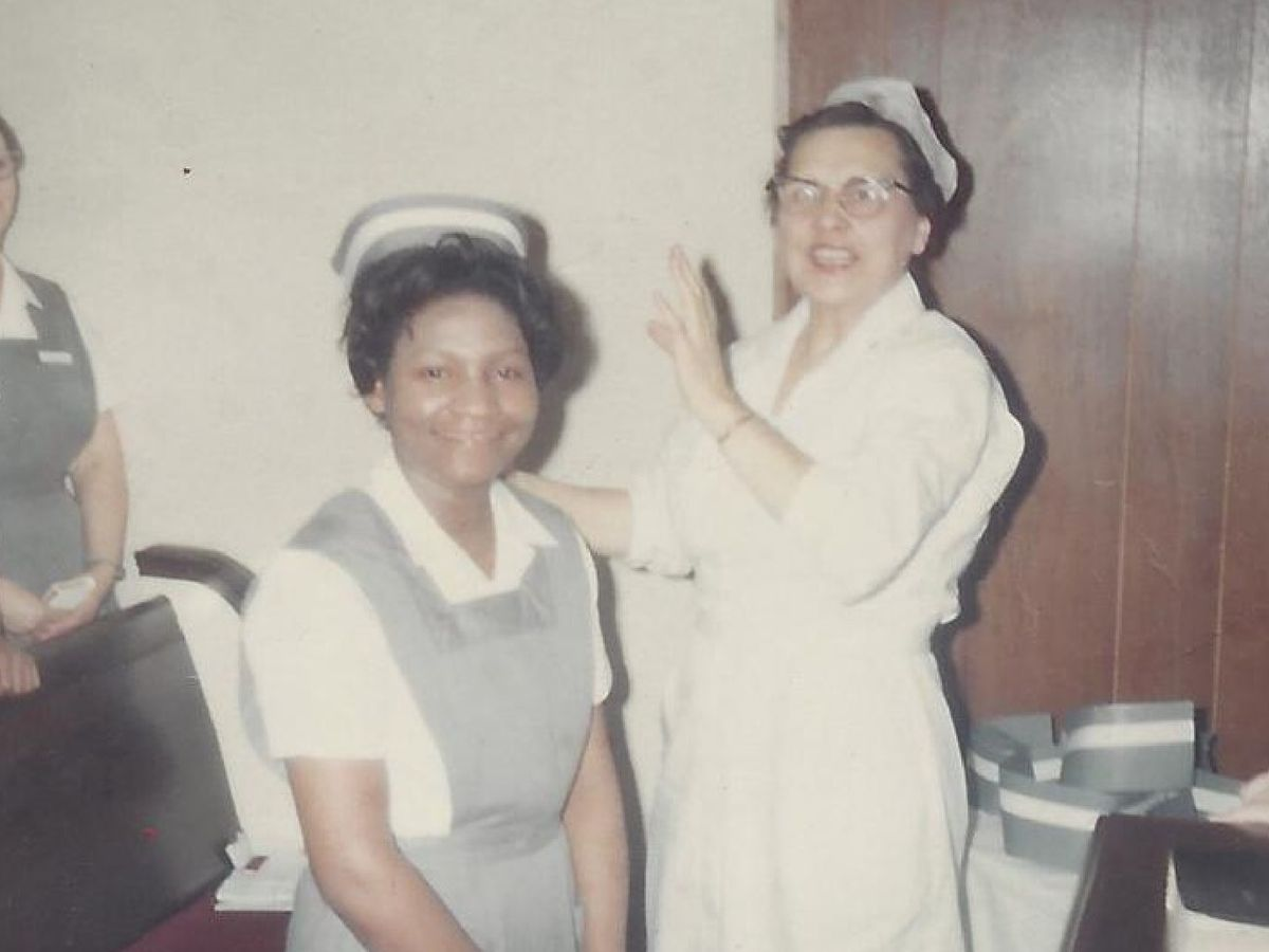 A legacy continues; Daisy P. Swinton Scholarship now available for nursing students