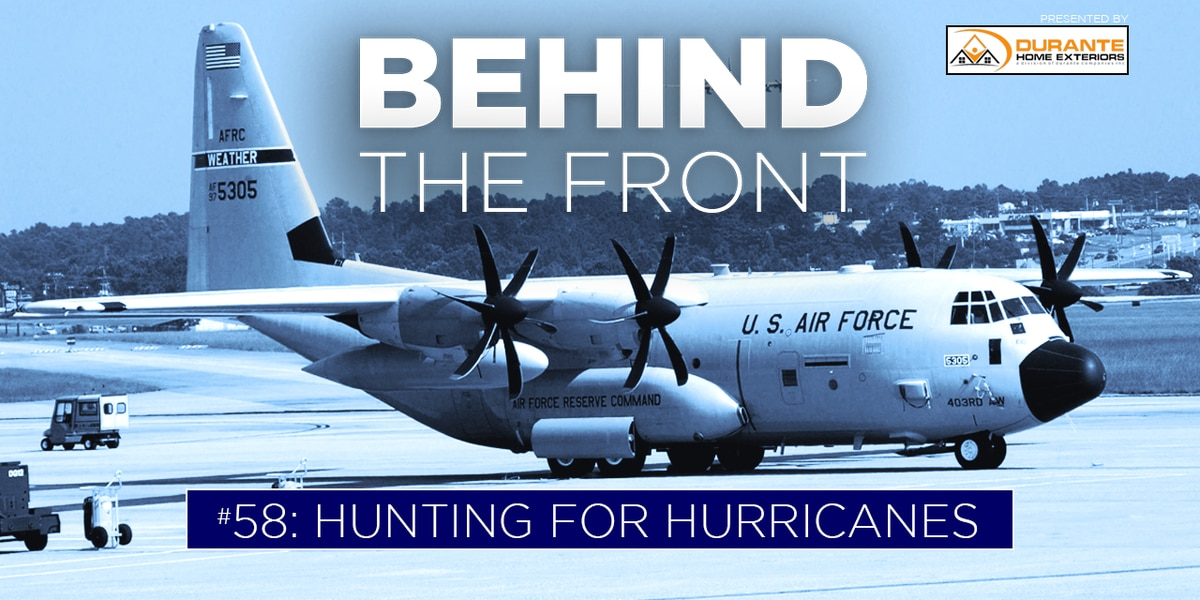 Behind the Front: Hunting for Hurricanes with the U.S. Air Force