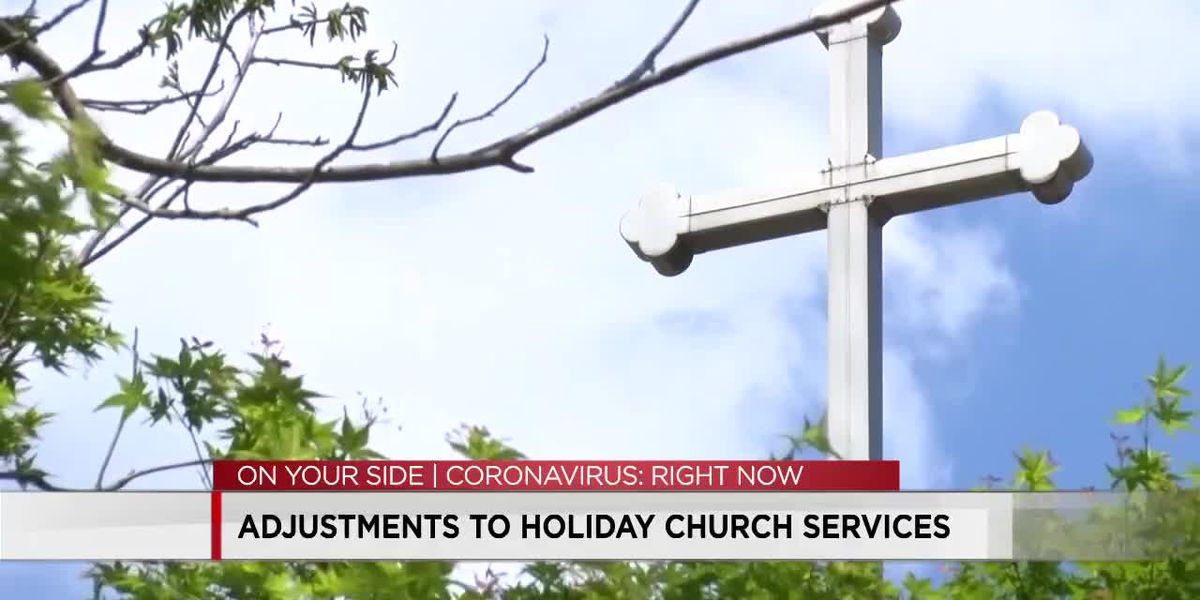 Church leaders prepare for Christmas Eve services amid pandemic