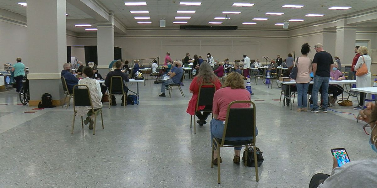 Thousands in Calhoun County receive COVID-19 vaccine
