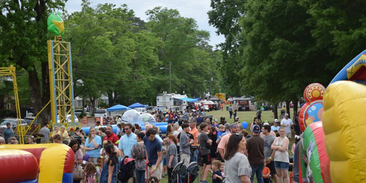 39th annual Trussville City Fest coming in May