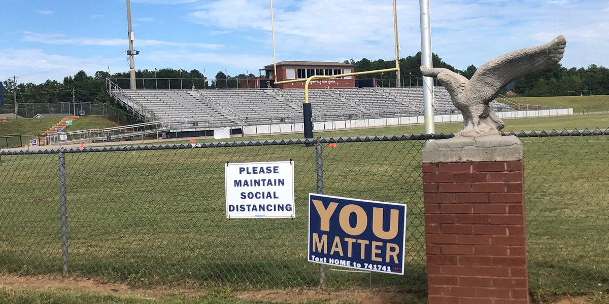 Jacksonville HS football game canceled Friday over COVID-19 case