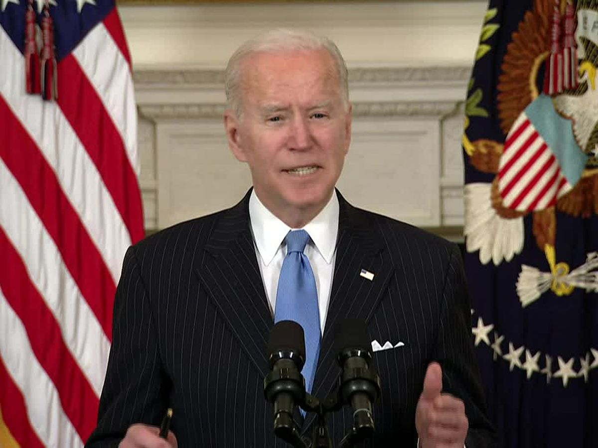 President Biden rolls out plan to fast track teacher vaccinations