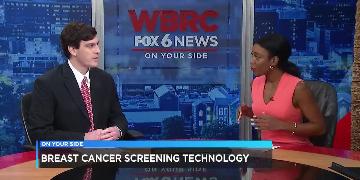 Dr. Taylor Jones: Breast cancer screening technology