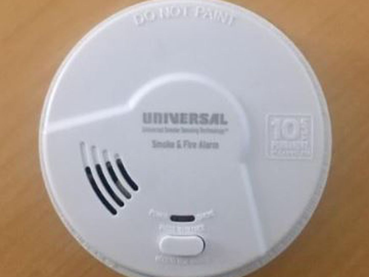 CPSC recalls Universal Security Instruments smoke alarms