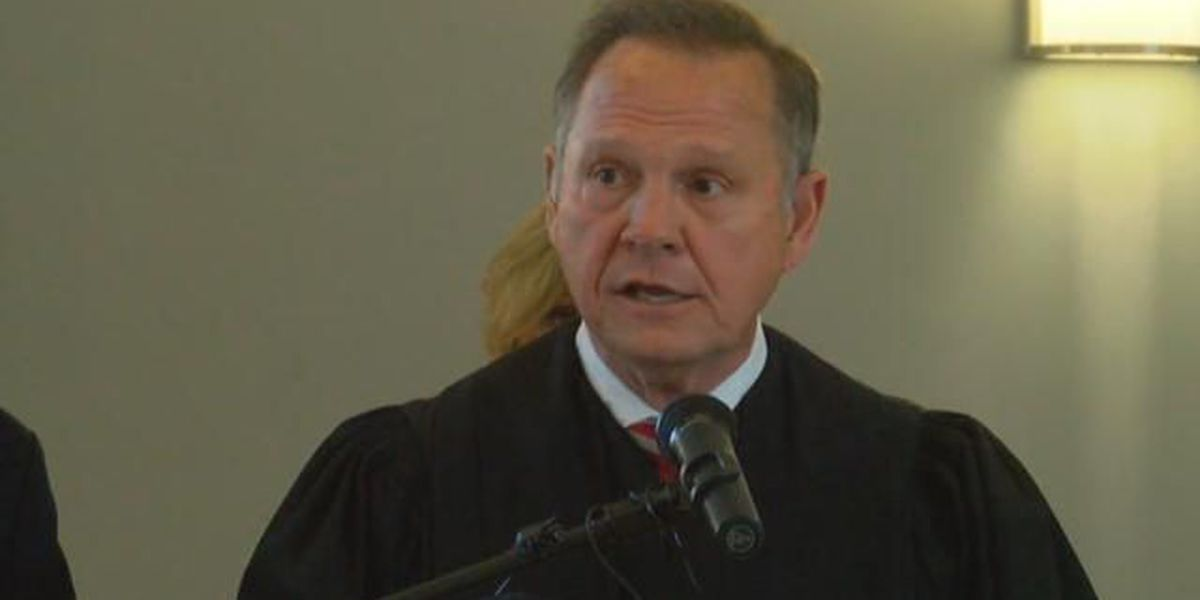 Chief Justice Roy Moore suspended for the remainder of his term