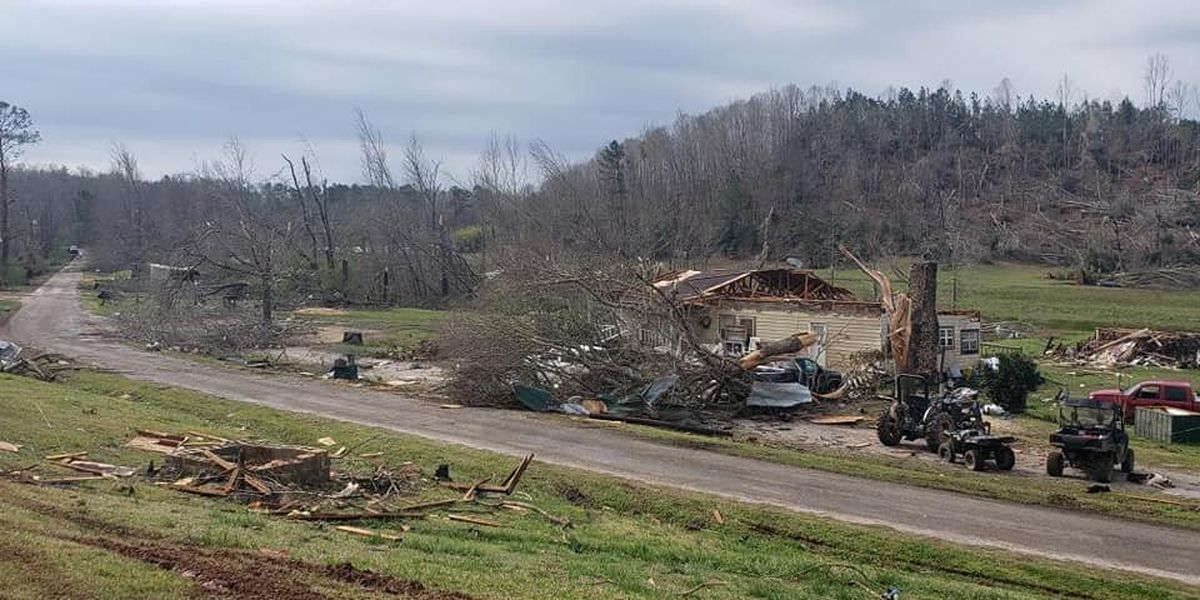 Perry County hit hard by tornado