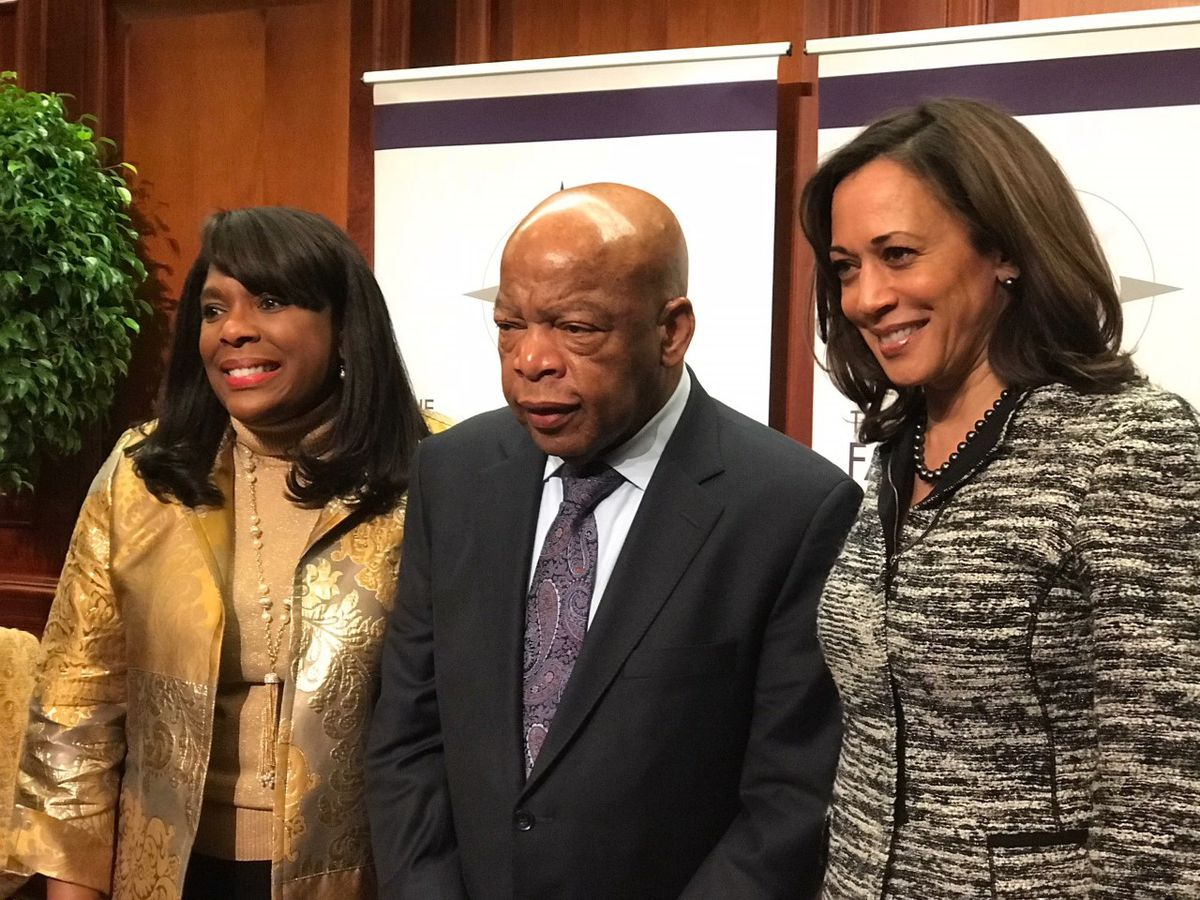 Rep. Terri Sewell backs another trailblazer in Kamala Harris for VP