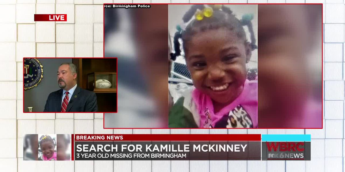 FBI Special Agent in Charge discusses Kamille McKinney search