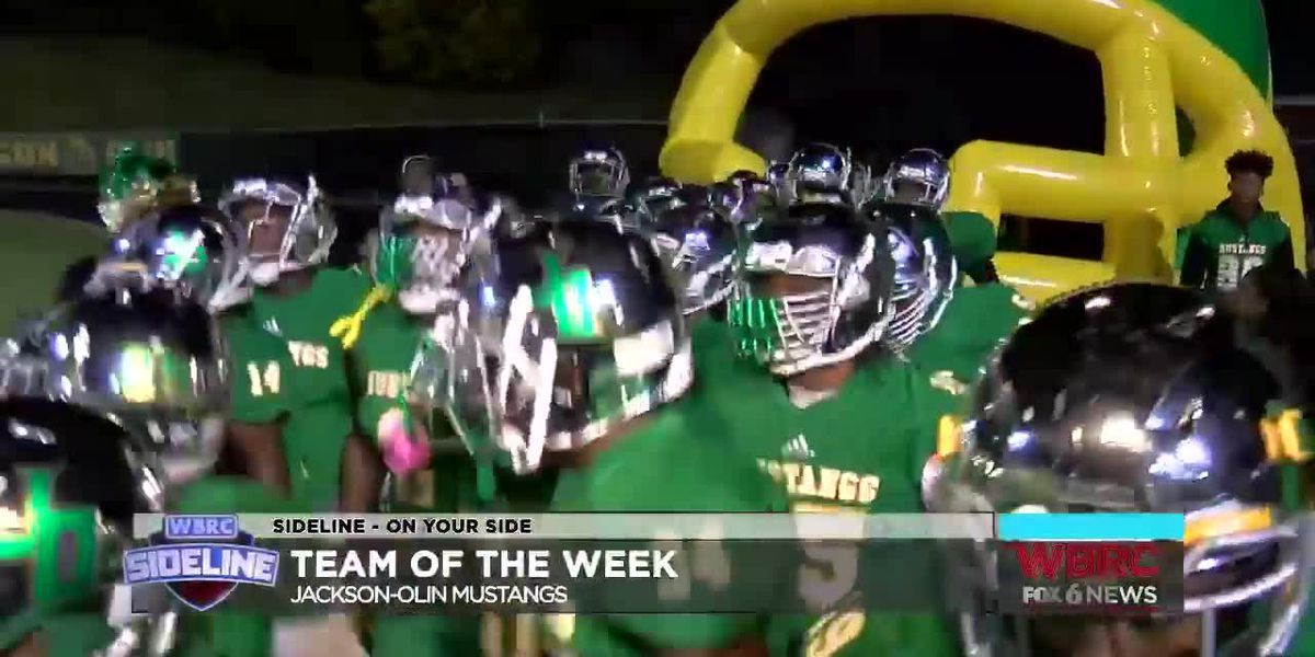 SIDELINE 2018 Week 1 Playoffs: Team of the Week