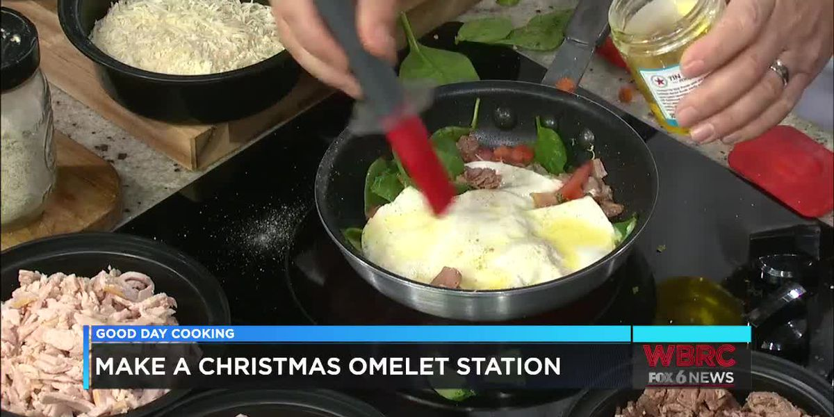 James K. Jones: Omelet Station