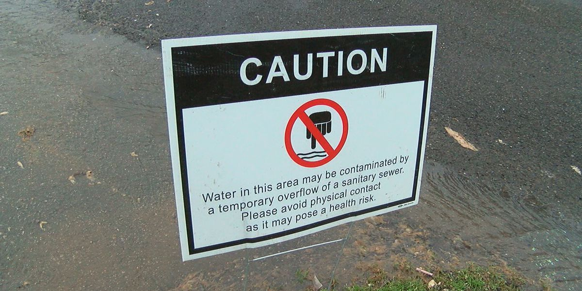 UPDATE: Plan in place to fix constant sewage overflows in Bessemer area