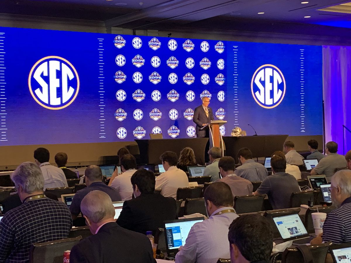 SEC Media Days headed back to Atlanta in 2020, Nashville in 2021