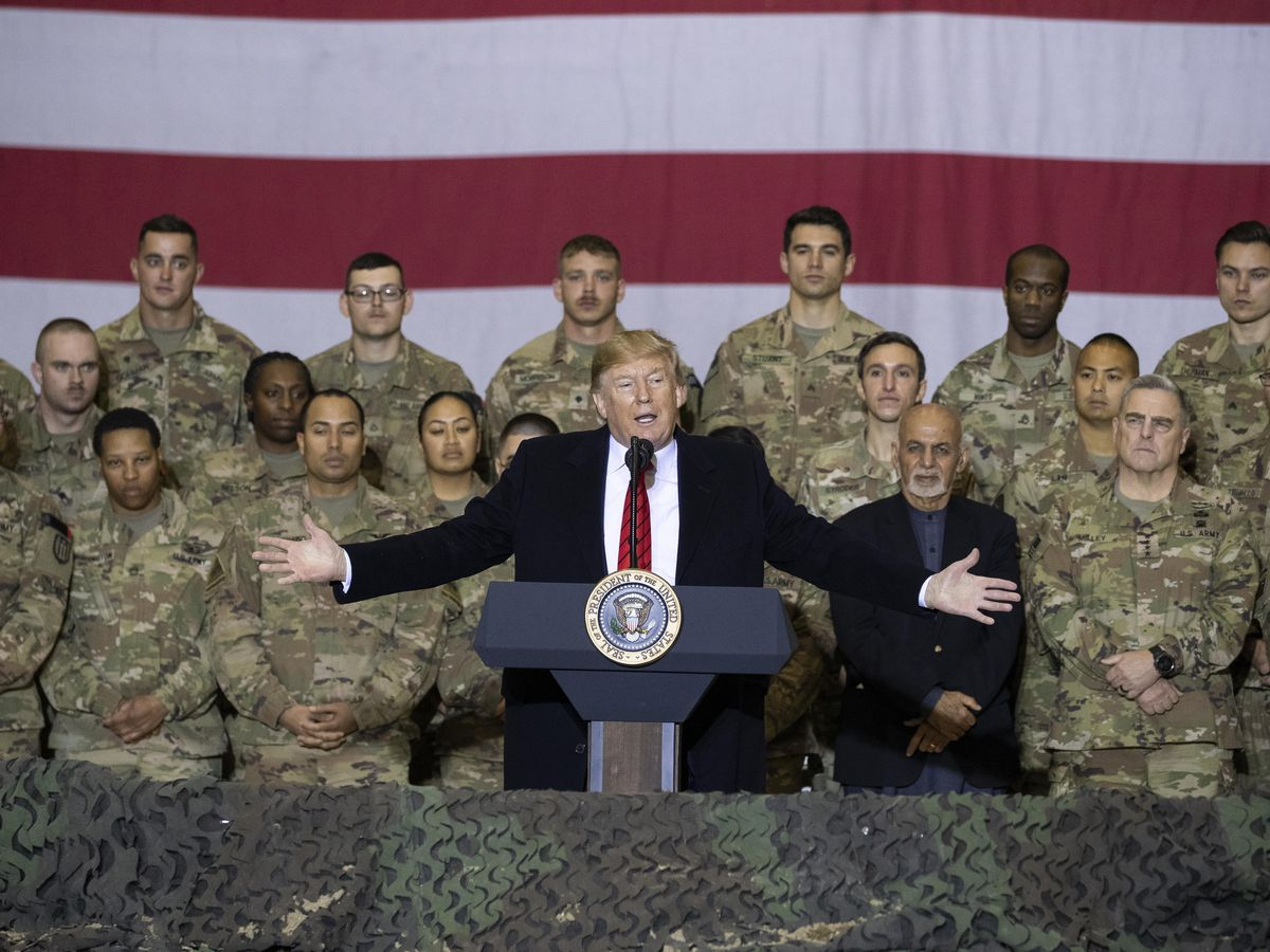 Expect US election to have consequences for troops overseas