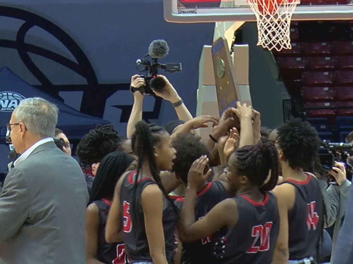 Central-Tuscaloosa girls win first state title in 23 years