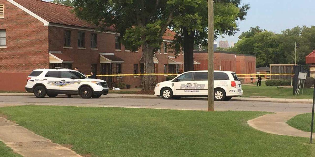 Person shot in B'ham has life-threatening injuries