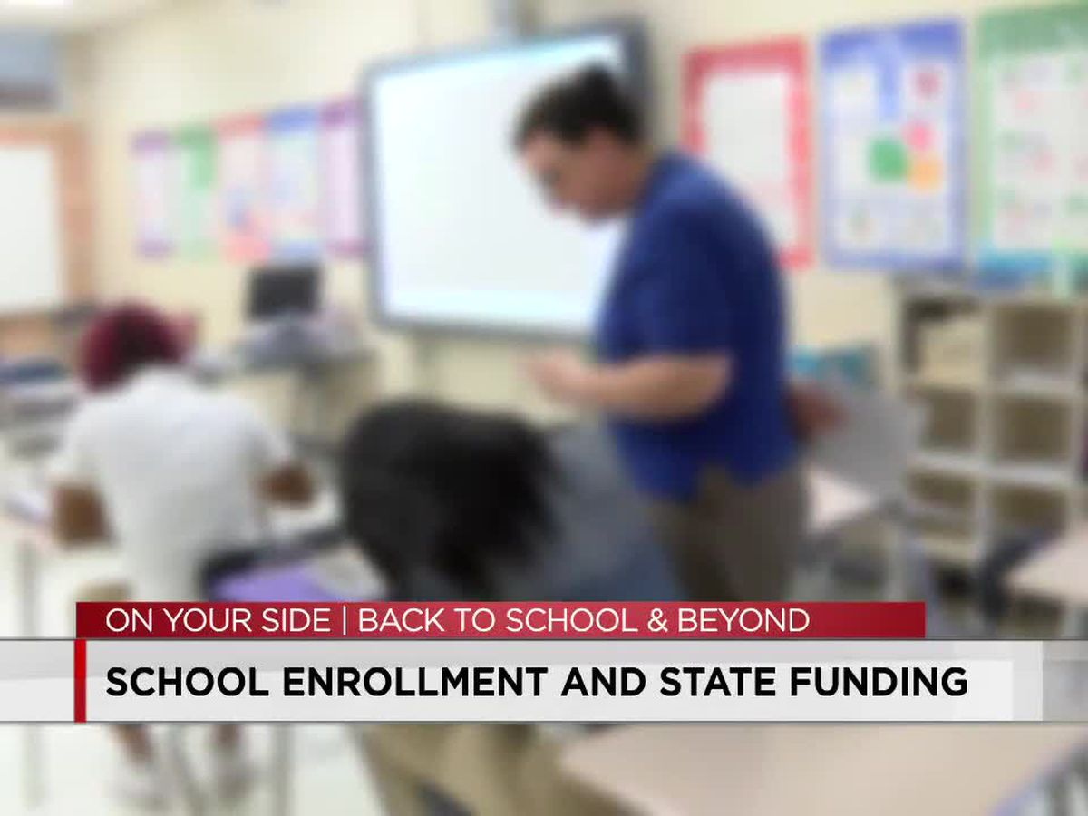 Measuring the impact of state student enrollment drops