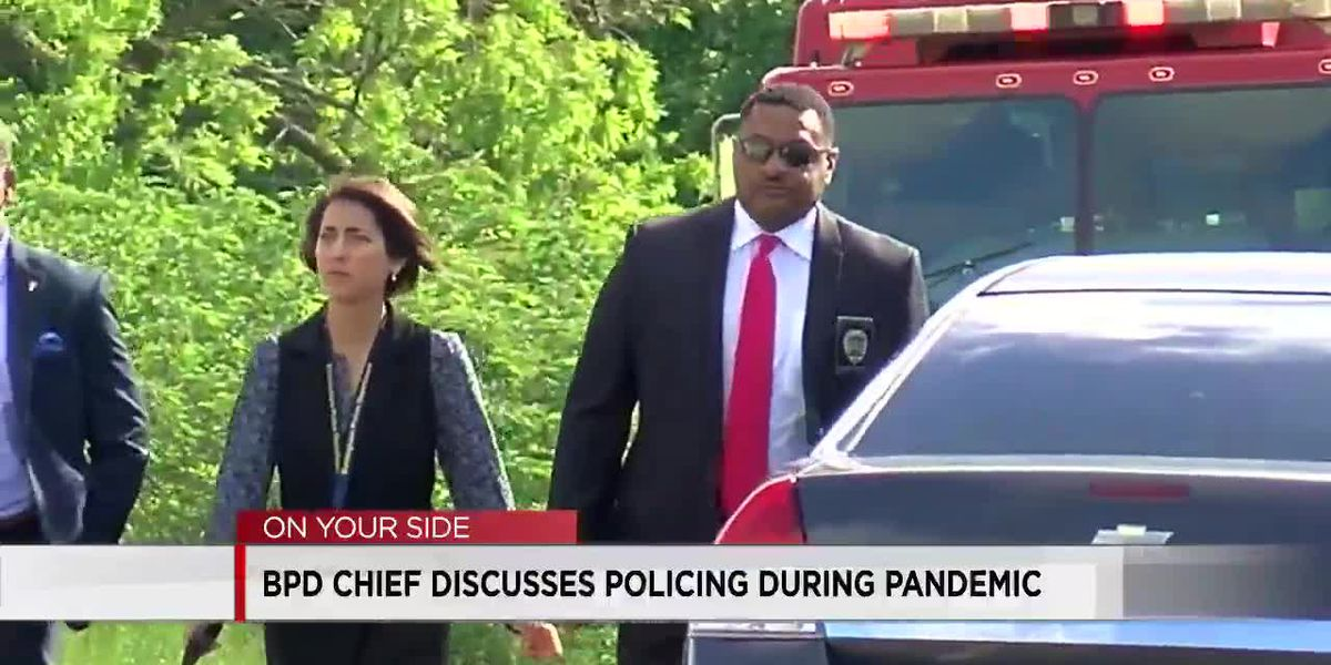 Birmingham police chief discusses policing during pandemic