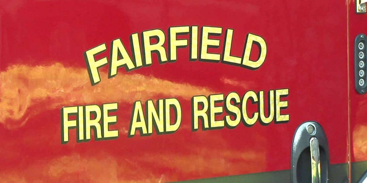 Ronda has more at 5 a.m. on fellow firefighters helping Fairfield's department