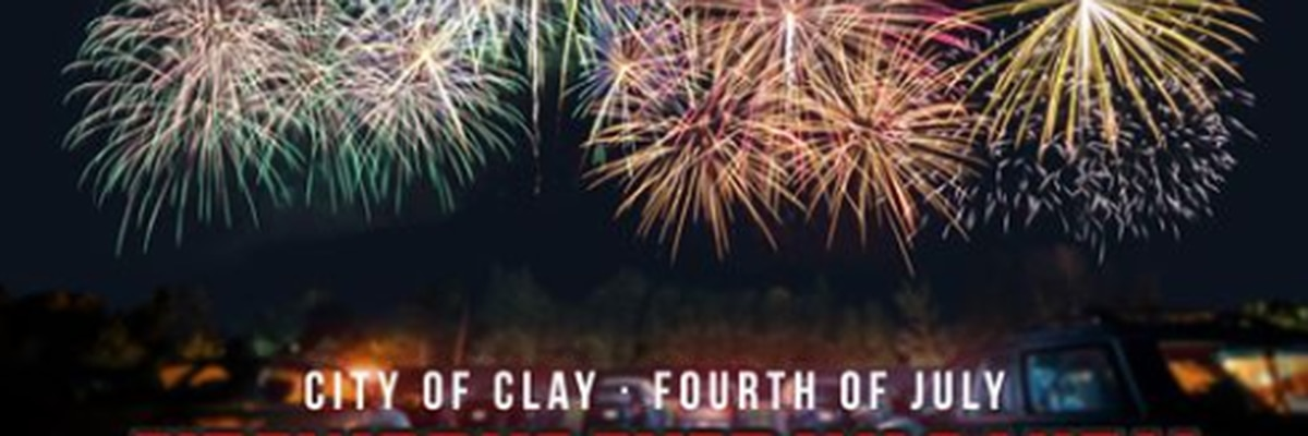 Clay drive-in fireworks celebration happening Sunday night