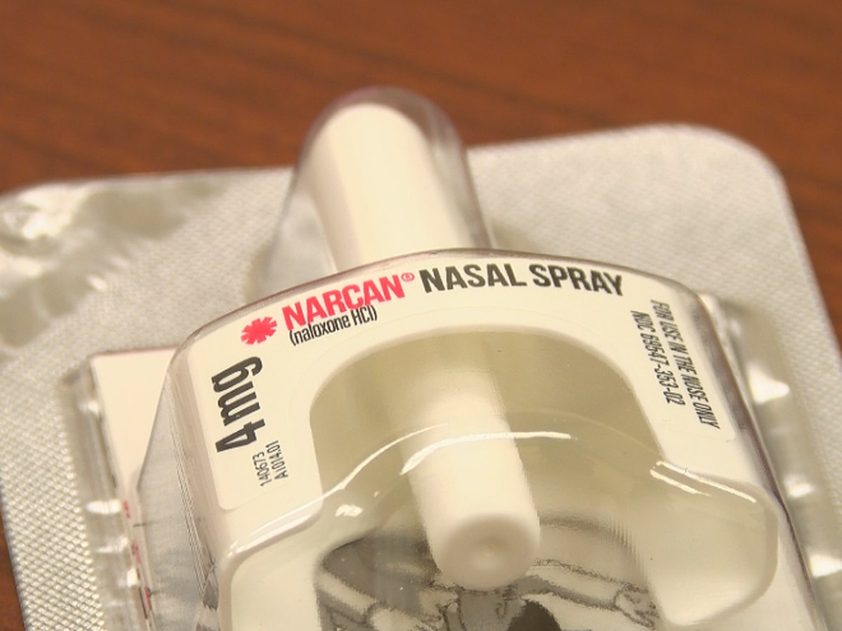 Narcan being advertised as available to all