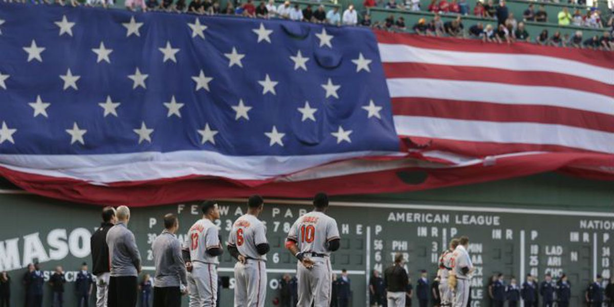 Karle's Korner: My picks for the 10 most patriotic moments in sports history