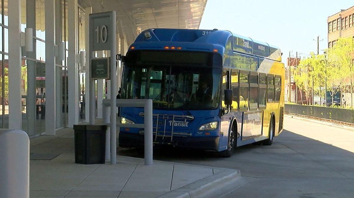 Max Bus Route Changes Begin Monday