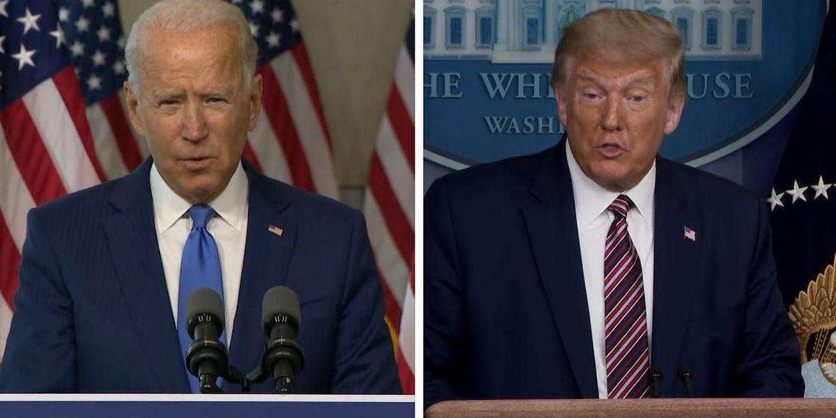 High stakes for Trump, Biden heading into final debate