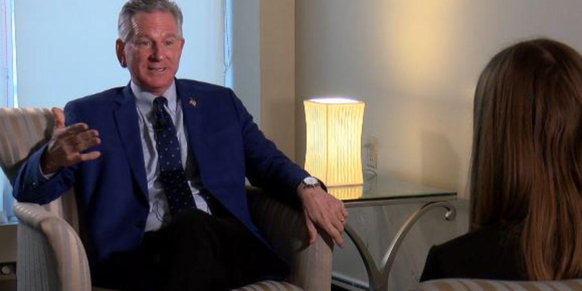 Candidate Profile: Former Auburn football coach running for U.S. Senate