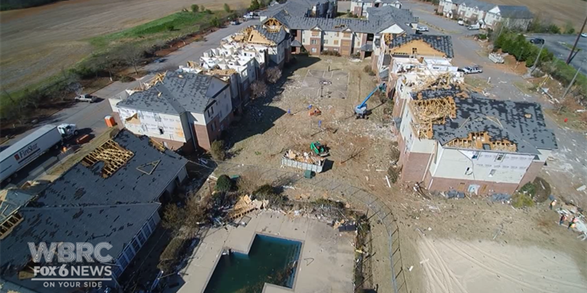 Gov. Ivey to sign disaster declaration for March hail storm, tornado victims