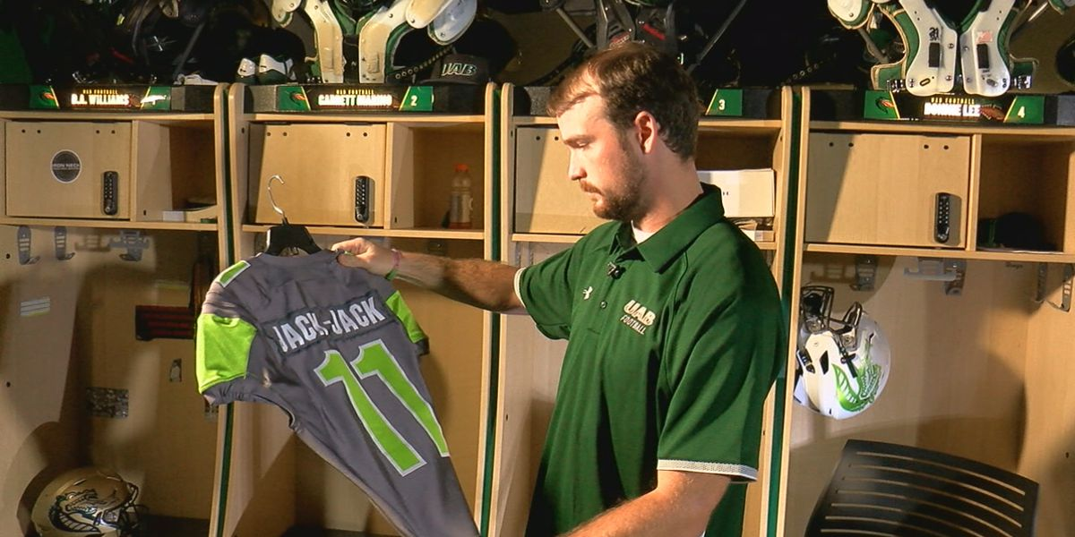 UAB football to wear names of Children's Harbor patients Saturday