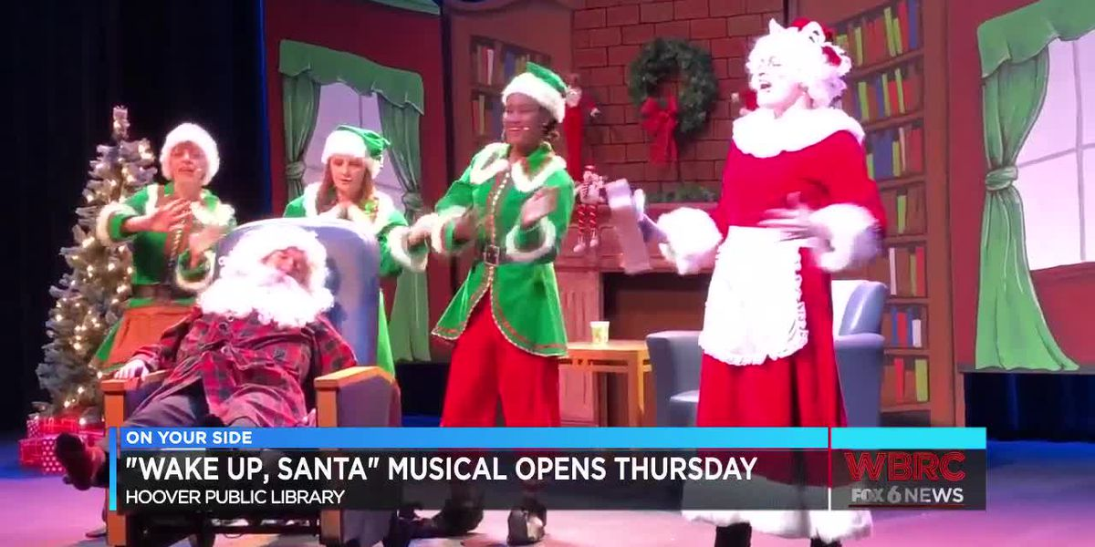 Wake up Santa Musical