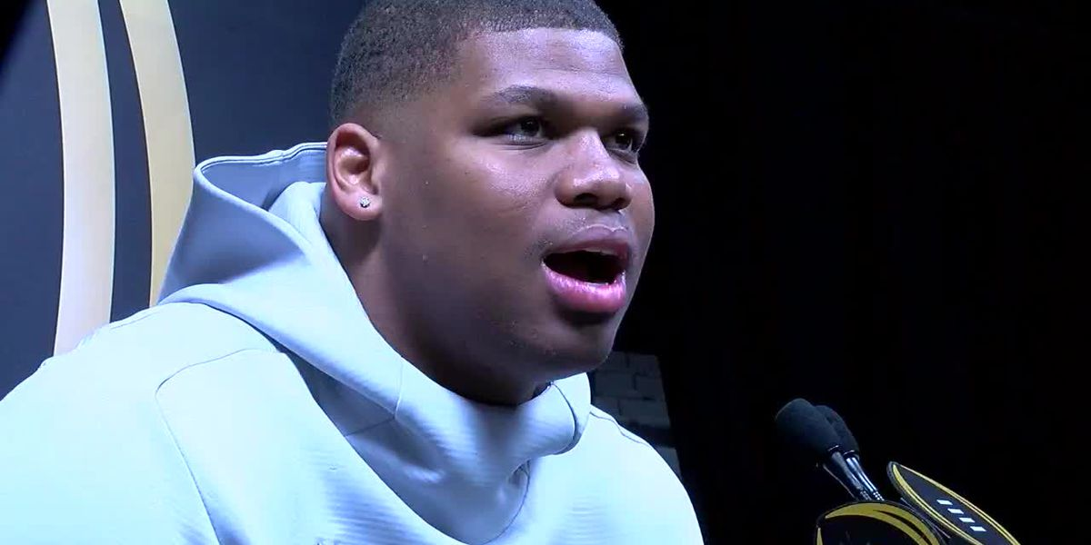 Alabama Media Day: Why did Quinnen Williams decommit from Auburn to Bama?