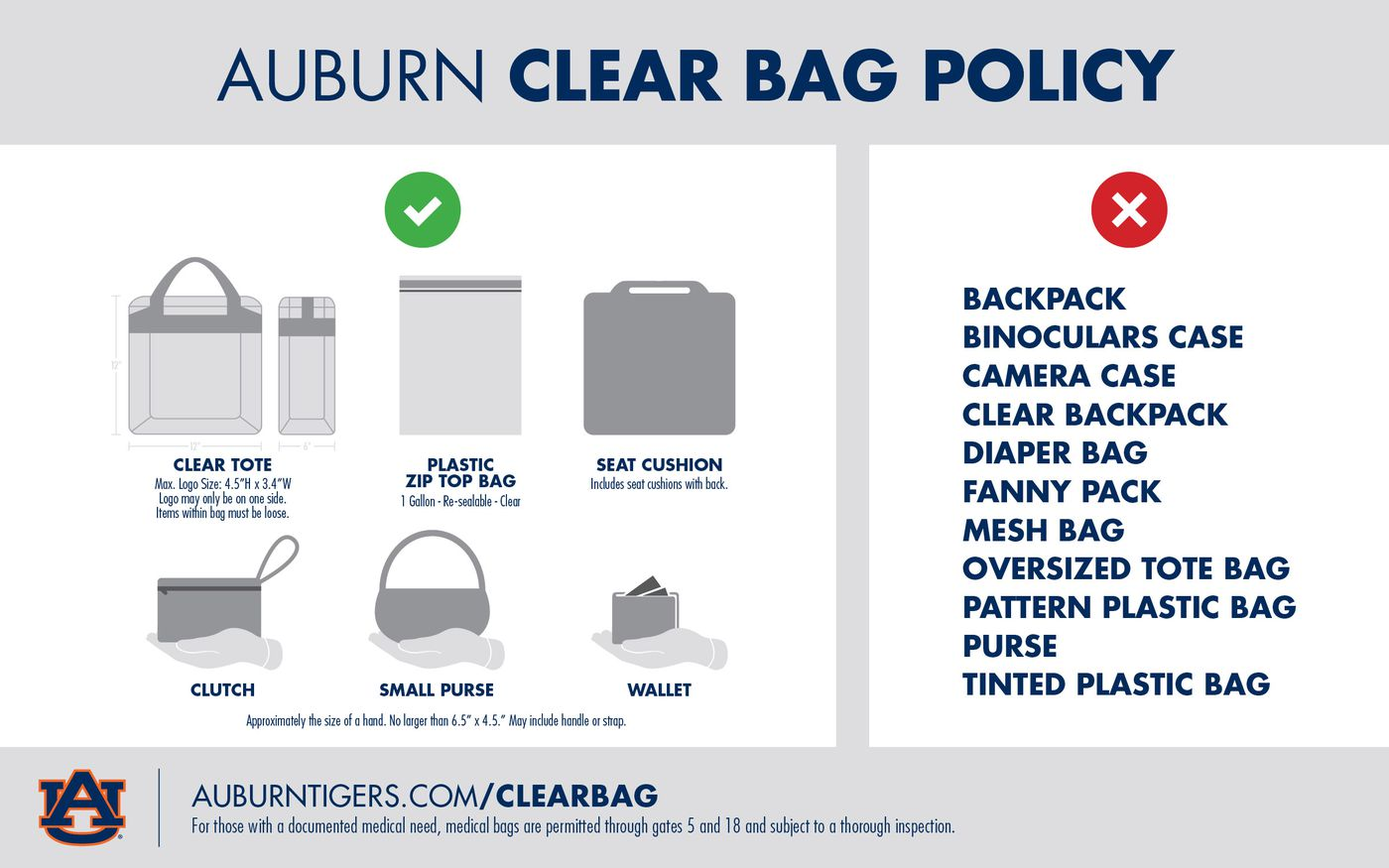 Gameday What You Need To Know For Auburn Home Games This Year