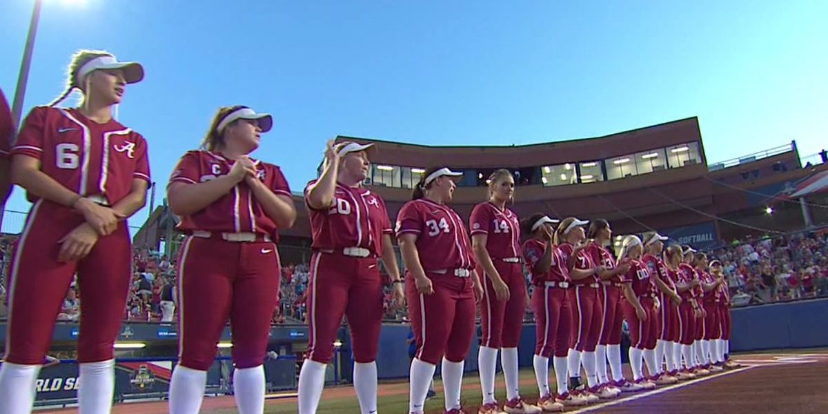Alabama softball 'still have a lot to prove' in WCWS