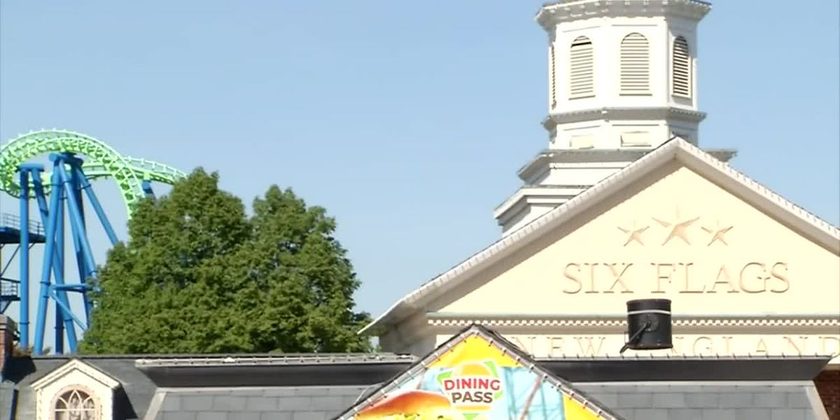 Six Flags outlines reopening plan for theme parks