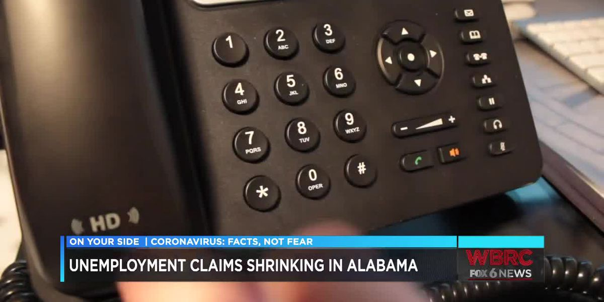 ADOL receiving at least 5,000 calls per day, working to pay unemployment claims