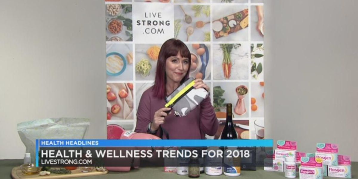 Health and wellness trends of 2018