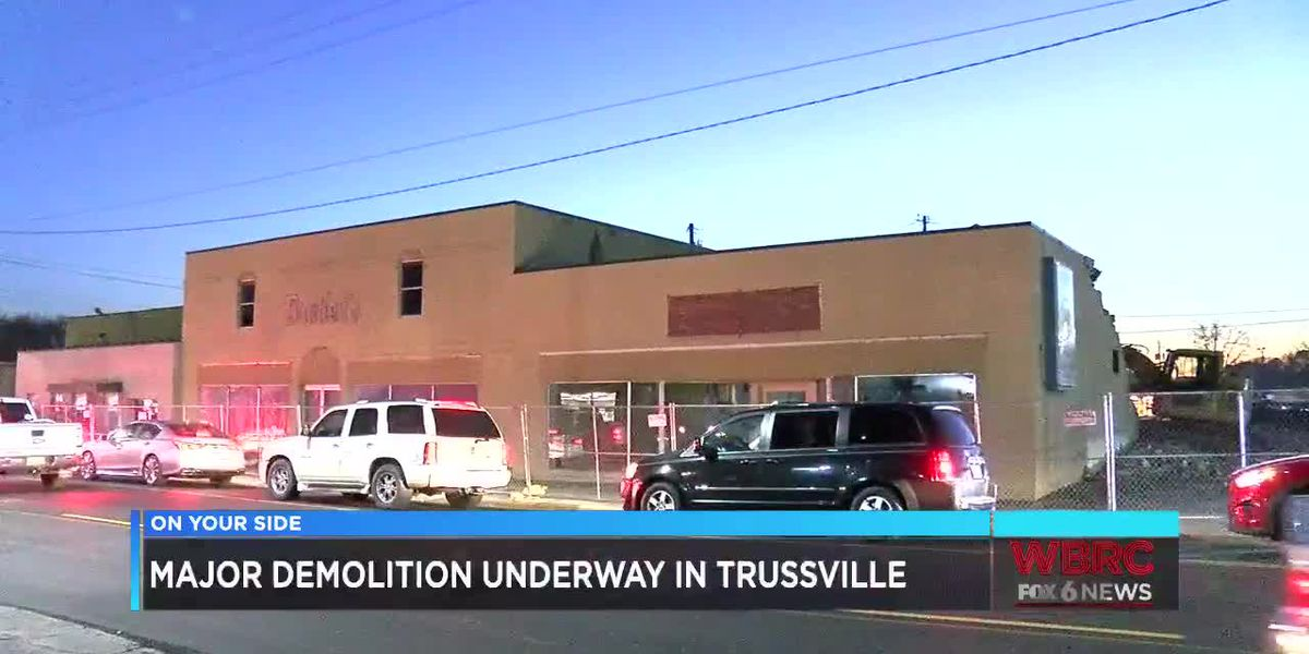 Major changes coming to downtown Trussville