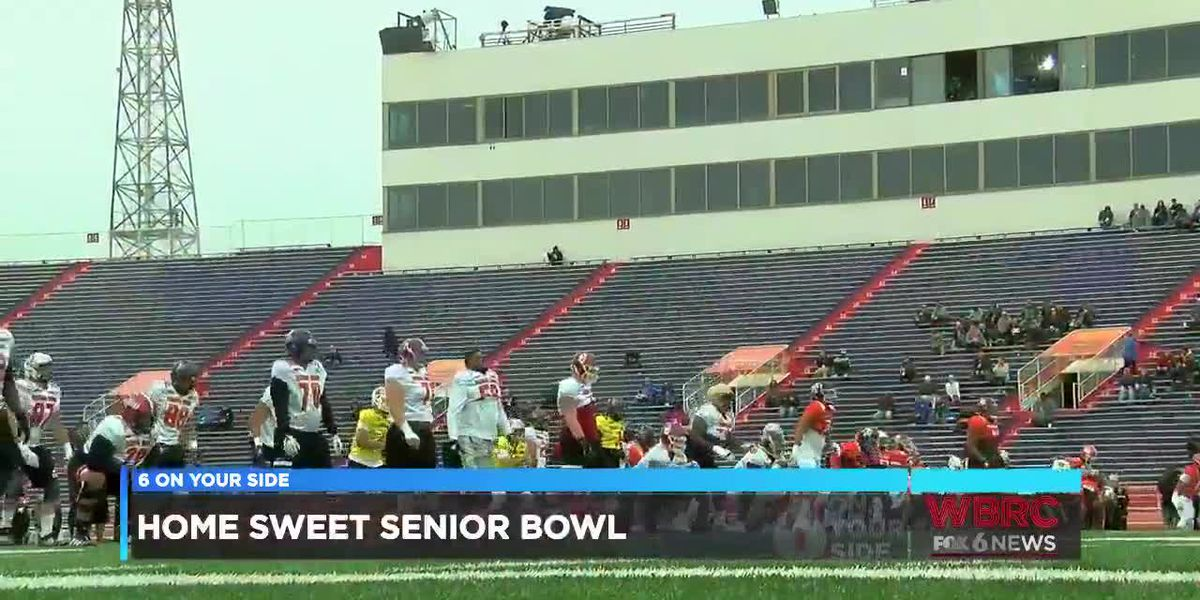 How sweet Senior Bowl for Deshaun Davis