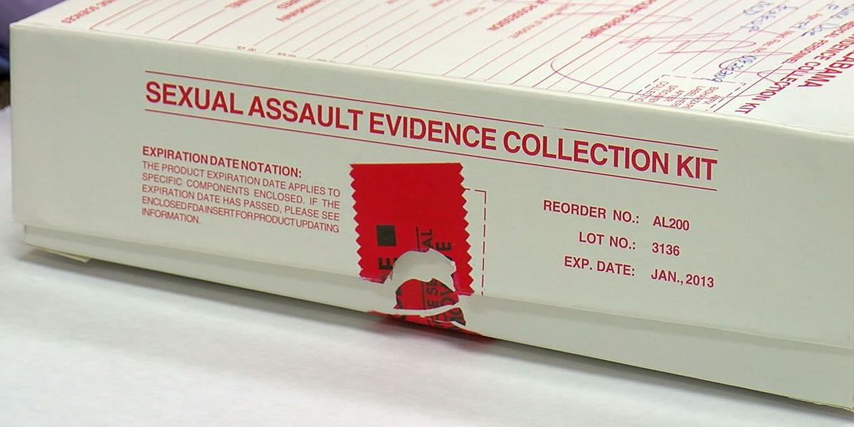 More than 3,800 untested rape kits in Jefferson County