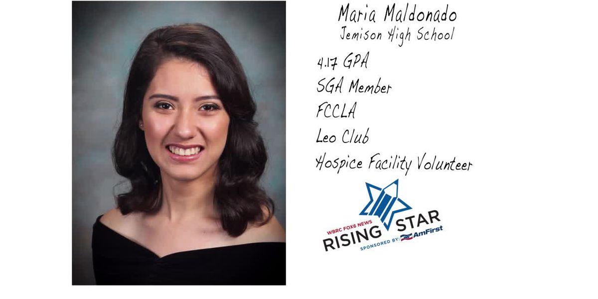 Rising Star: Maria Maldonado