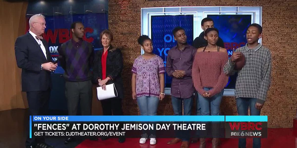 'Fences' at Dorothy Jemison Day Theatre